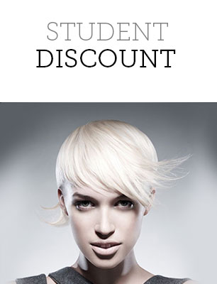 Student-Discountsmith & smith, hair salon, loughborough