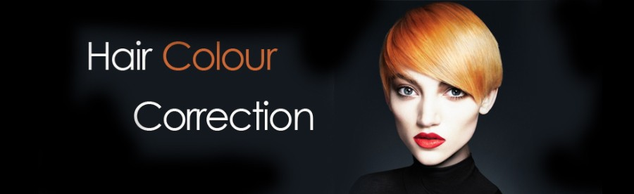 Hair Colour correction at top hair salon in Loughborough