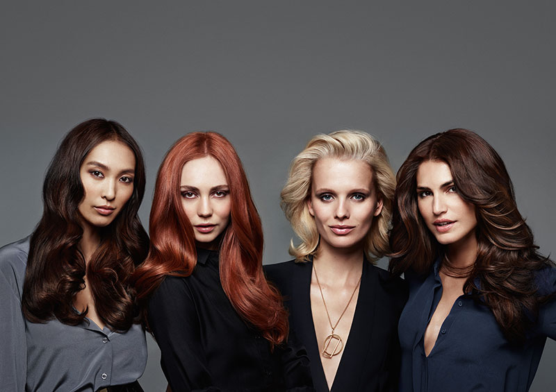 Autumn Hair Colour Trends for 2016