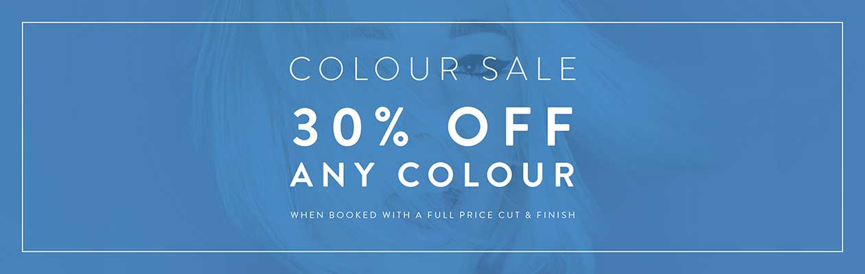 Colour offer at smith smith hair salon in loughborough for A fresh start beauty salon
