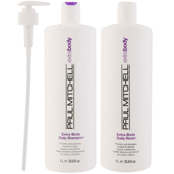 PAUL MITCHELL EXTRA BODY LITRE DUO