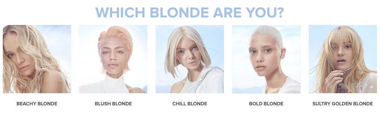 All You Need To Know About Going Blonde