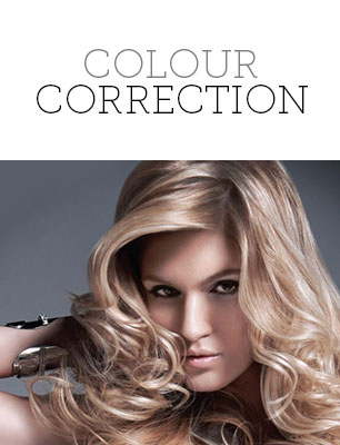 COLOUR-CORRECTION smith & smith, hair salon, loughborough
