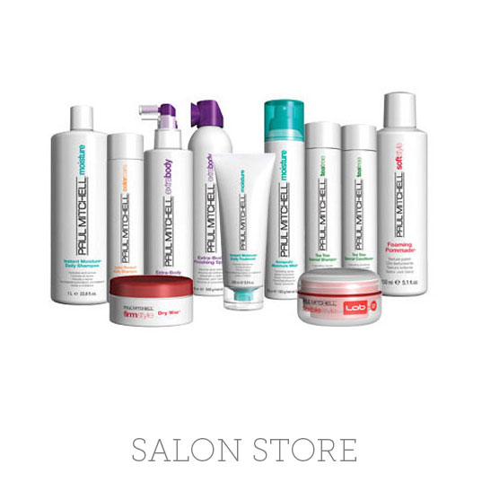 Salon Online Store Paul Mitchell Products, Smith & Smith Hair Salon in Loughborough