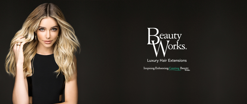 Beauty works, hair extensions, hair salon, smith & smith, loughborough