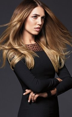 Bronde Hair Colour, Blonde Lowlights, Smith & Smith Hair Salon, Loughborough