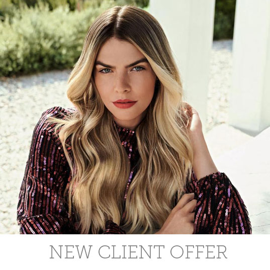 New Client Offer For New Clients at Top Hair Salon in Loughborough