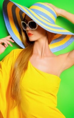 Quick Hairstyles for the Beach from Smith & Smith Hair Salon in Loughborough