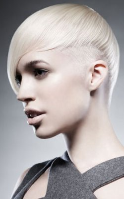 Short hairstyles at top hair salon in Loughborough
