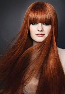 Blunt Fringes at Top Hair Salon in Loughborough